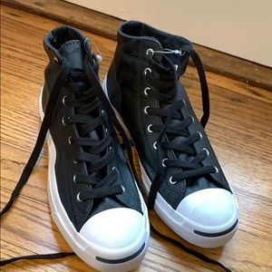 "Converse All⭐️Star "" Jack Purcell High-Top Sneaker"
